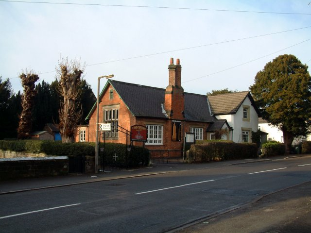 Smalley Church Hall