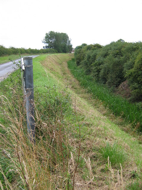 Deep Ditch - Wawne Common