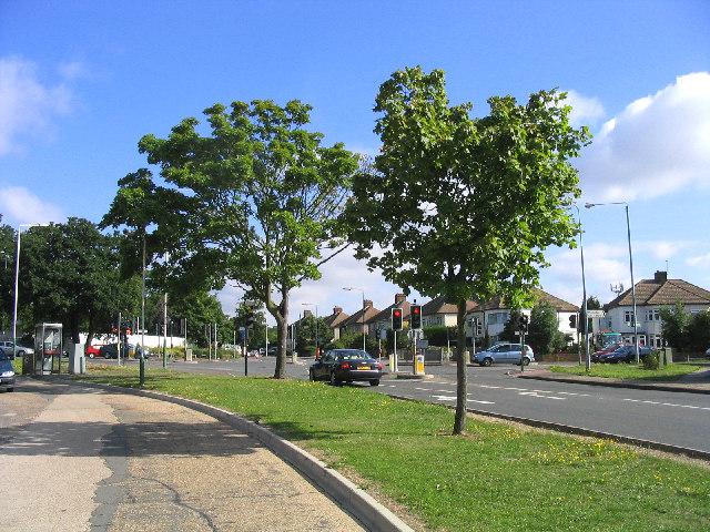 Havering Road, Collier Row, Romford, Essex