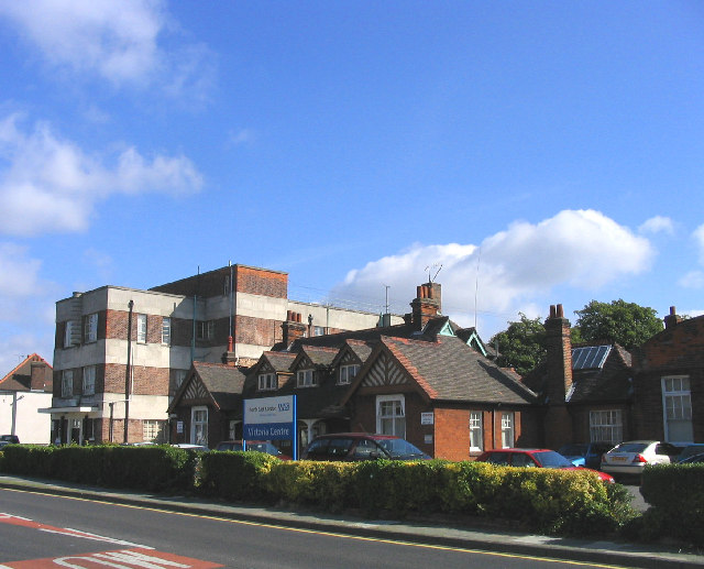 Victoria Hospital, Pettits Lane, Romford, Essex