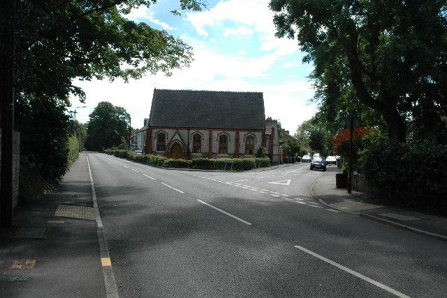 Road Junction, Culcheth