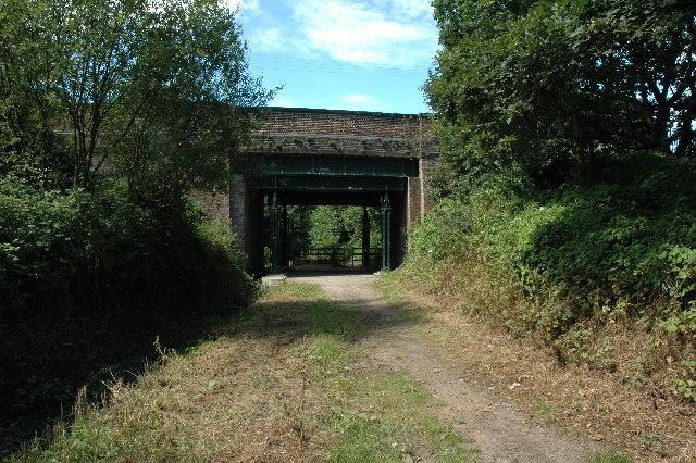 Disused Railway, Culcheth