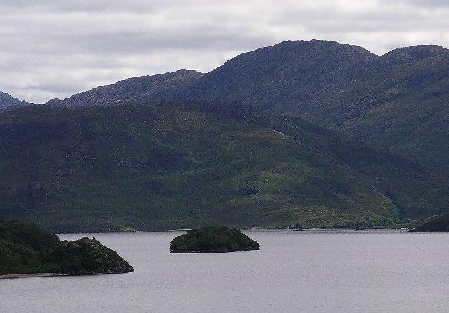 Brinacory Island, Loch Morar