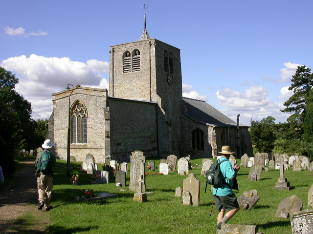St Peters Church, Thurleigh