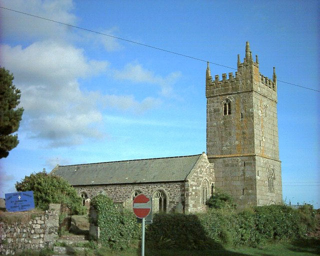 Cury Church