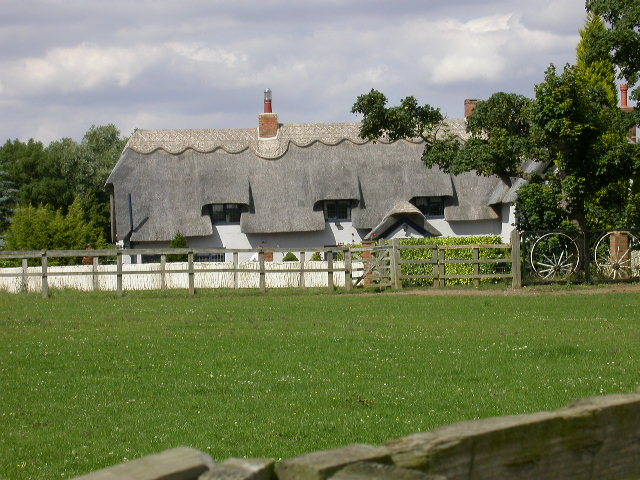 Park End Farm House