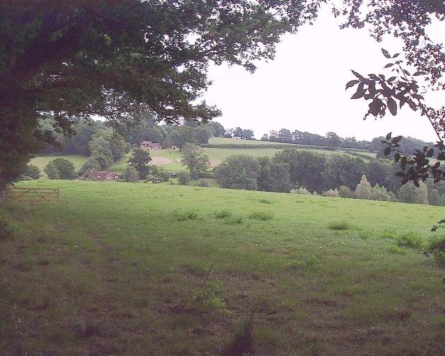 Looking east from Vanguard Way