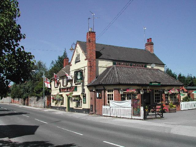 Admiral Rodney Public House