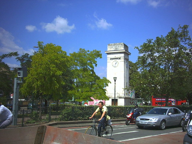 Clock Tower, Stockwell.