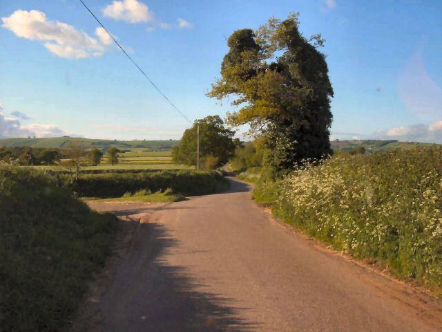 Stevenstone Barton Farm nr Thorverton