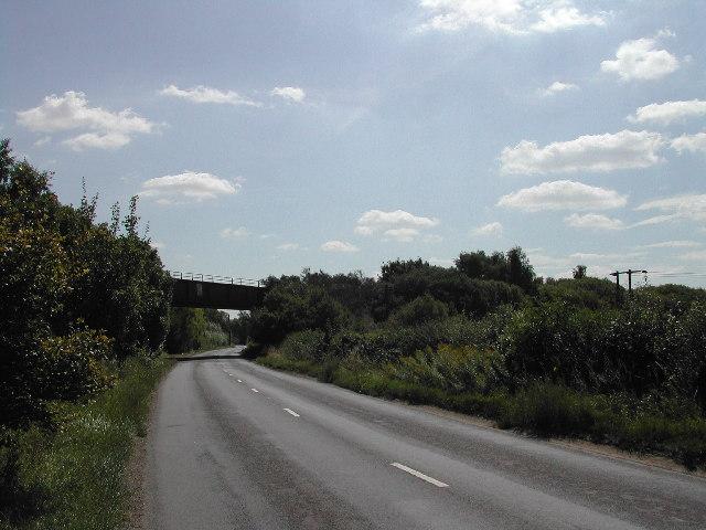 Railway Bridge over the B683