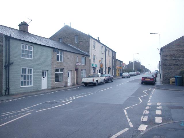 Village Street, Edenfield