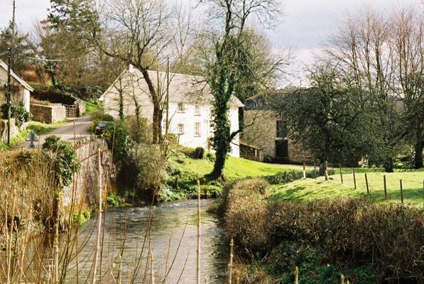 Bondleigh Mill, Bondleigh