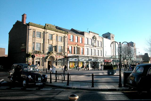 Town Centre Bury