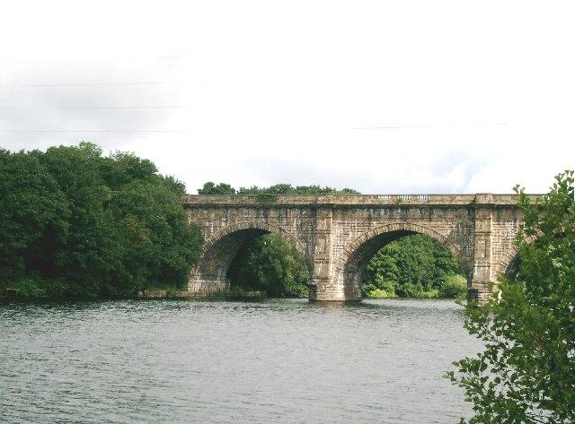 Lune Aqueduct, Lancaster