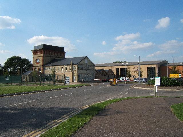 David Lloyd Fitness Centre, Horton