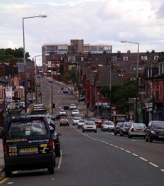 Harehills Lane, Leeds