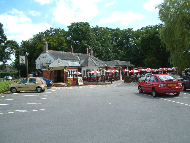 Crown Inn, Bransgore