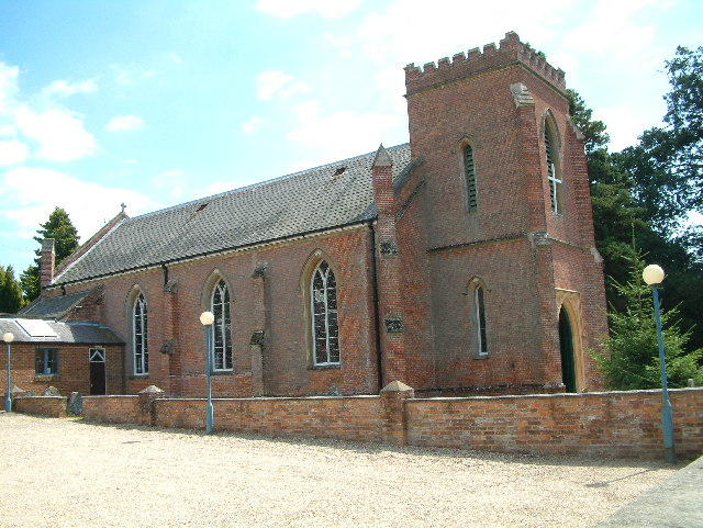 St. Mary's Church, Bransgore