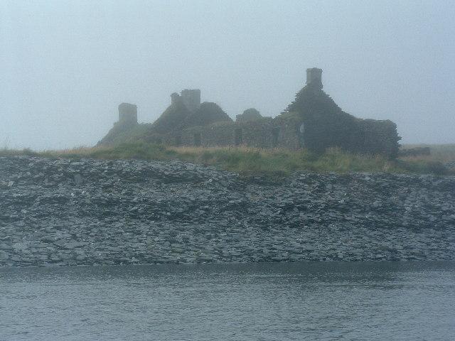 Belnahua Ruins