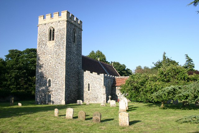 Barrow church, Suffolk