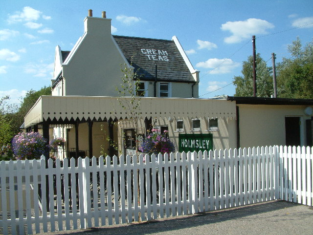 Holmsley Tea Rooms