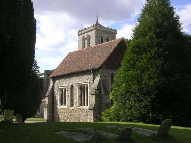 The Parish Church of St Michael, St Albans