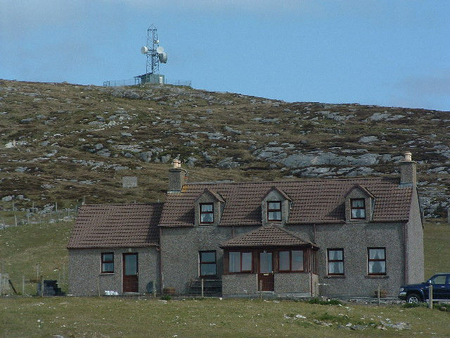 Berneray Radio Station