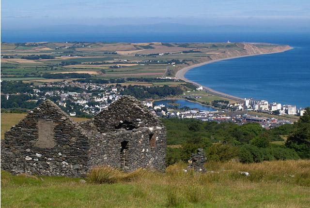 Park Mooar. Isle of Man.