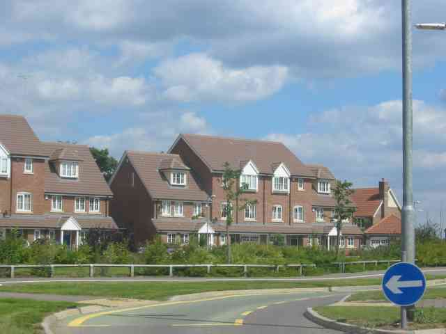 Housing at Hatfield Garden Village