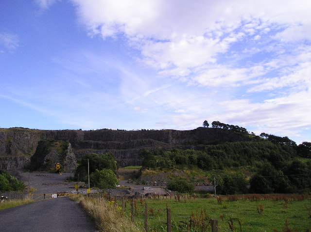 Loanhead Quarry Beith