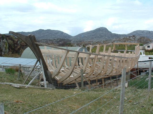 Boatbuilder Harris