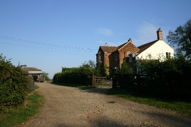 Hall Farmhouse, Higham