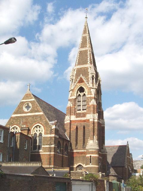 St Andrews Church, West Kensington