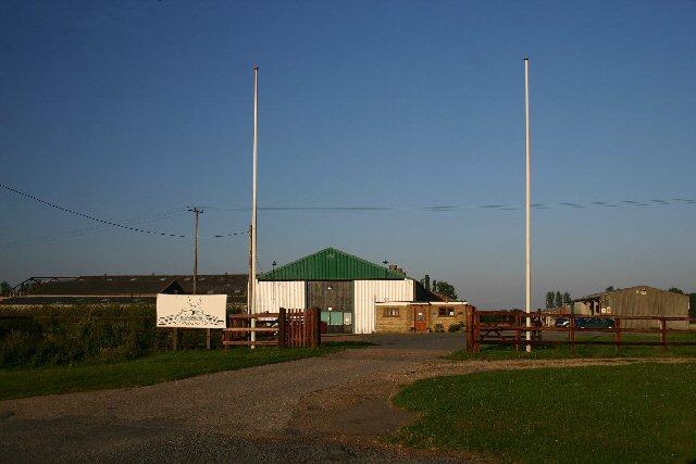 Entrance to Denham Estate Farm