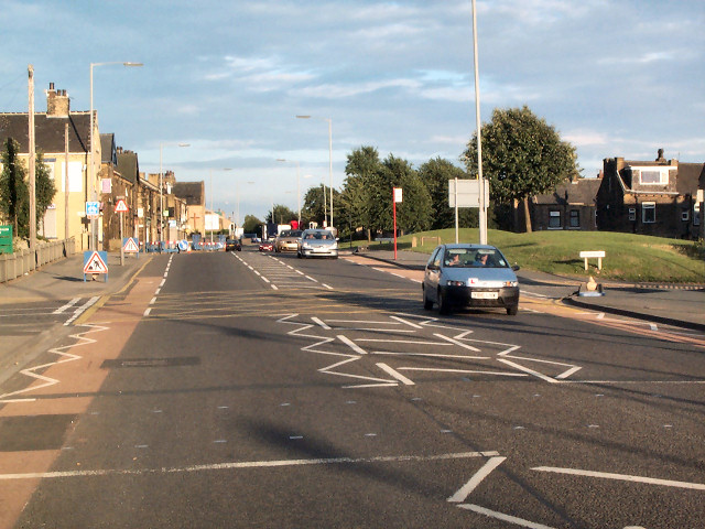 Tong Street A650