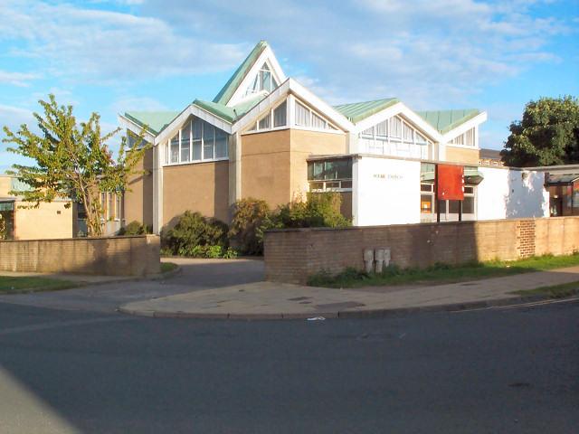 Holme Church, Holme Wood