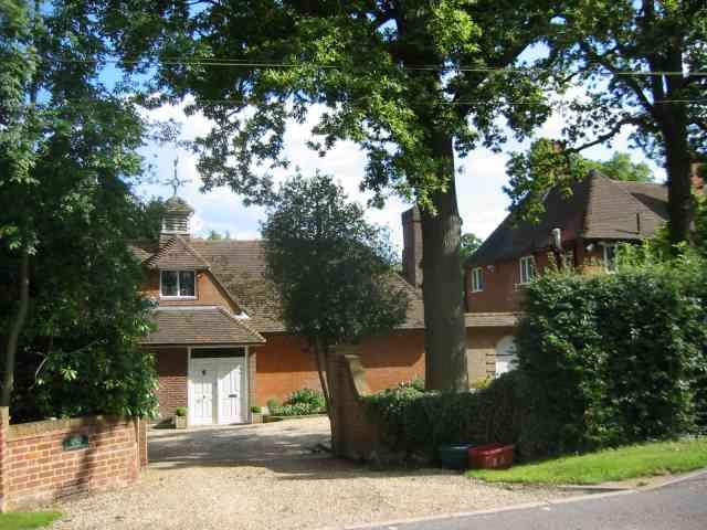 """House  on Carbone Hill """"The Ridgeway"""" near Cuffley"""