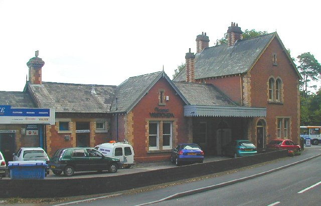 Station House, Sidmouth