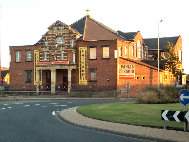 Sikh Temple, Wakefield Road