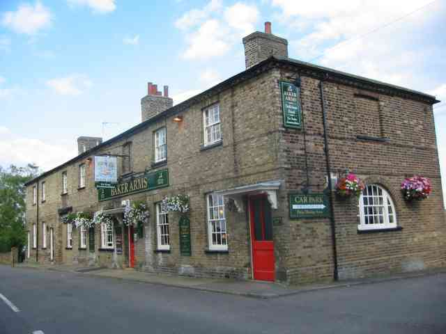 Baker Arms Pub at Bayford