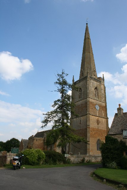 Tredington Church