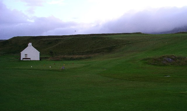 Traigh Clubhouse