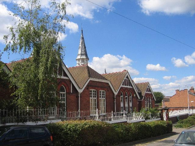 Clapham terrace school david stowell cc by sa 2 0 for Terrace school