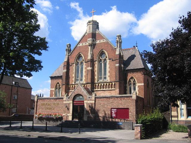Radford Road Church, Royal Leamington Spa