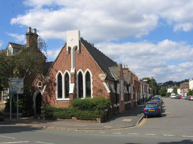 Old Chapel, Radford Road