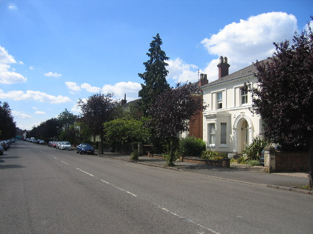 Russell Terrace, Royal Leamington Spa