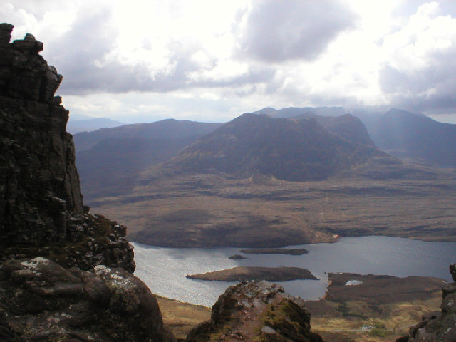 From Stac Pollaidh