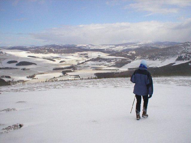 Glenbucket in Winter