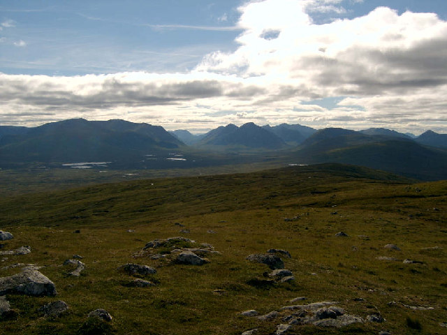 Toward Glencoe